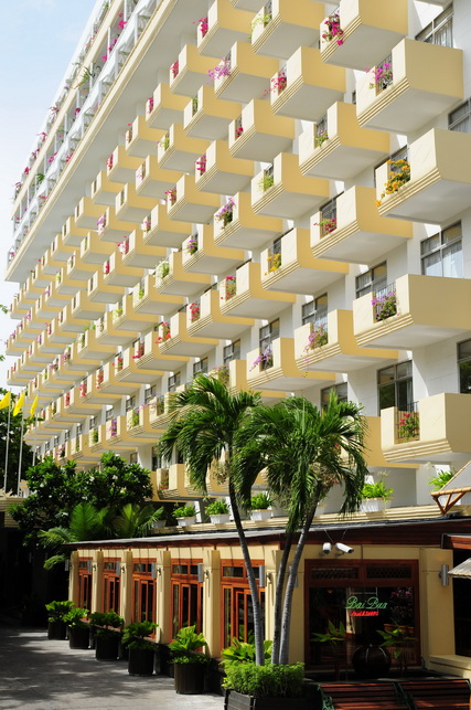 Welcome To Golden Beach Hotel Pattaya Thailand