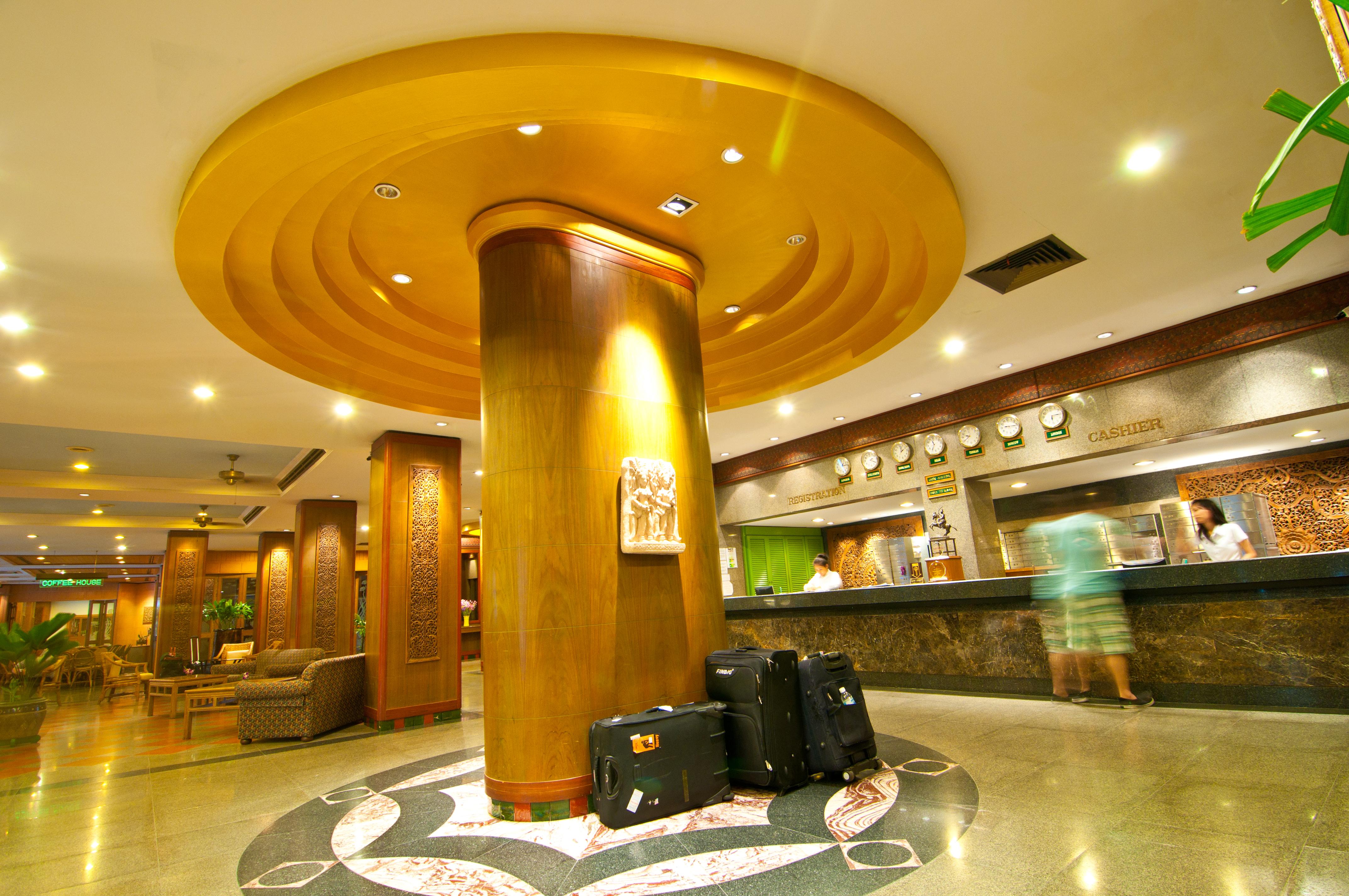 Welcome To Golden Beach Hotel Pattaya Thailand